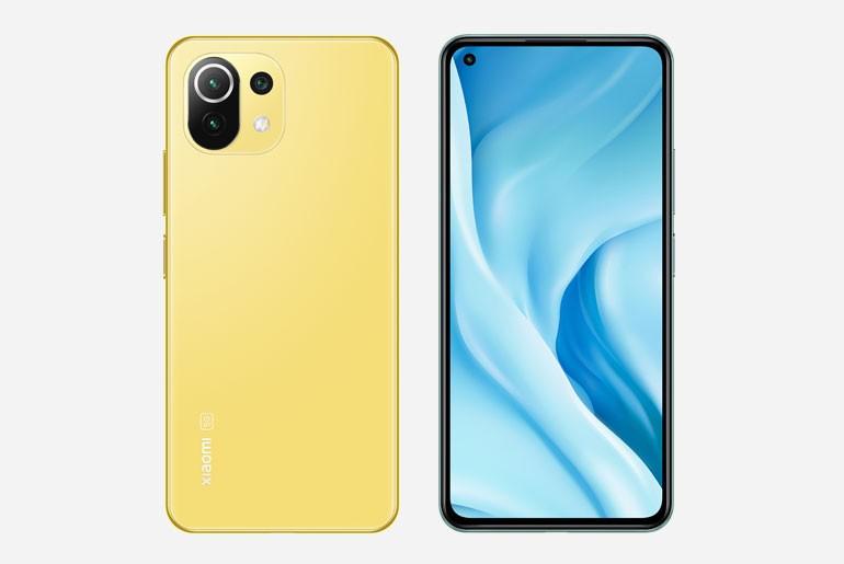 Xiaomi Mi 11 Lite, Mi 11 Lite 5G Specs and Price