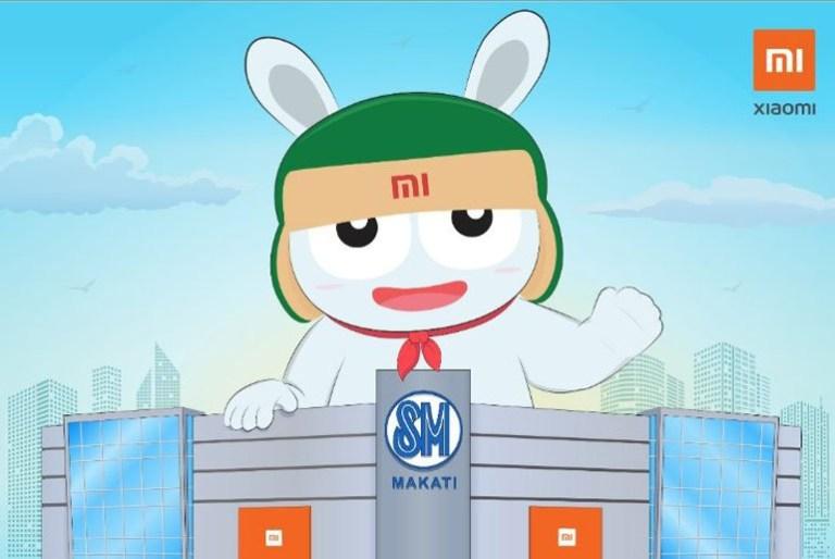 Xiaomi Mi Store SM Makati
