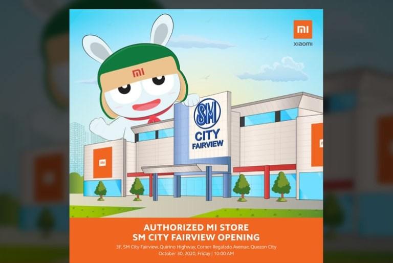 Xiaomi Mi Store SM City Fairview