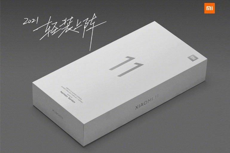 Xiaomi Mi 11 Retail Box, No Charger Inside