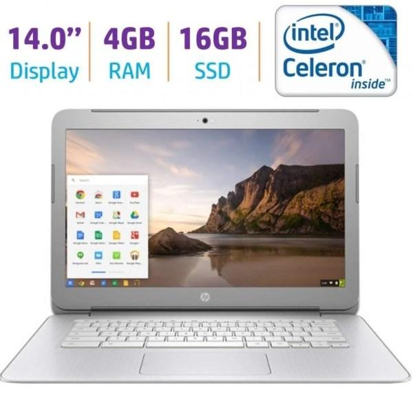 Chromebook con lector de tarjetas multimedia HP habilitado