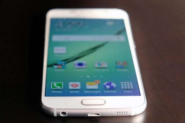 Wie behebe ich, dass der Galaxy S25-Touchscreen nicht funktioniert