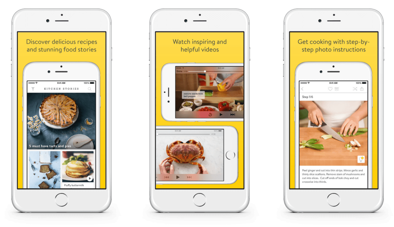 Best Apps For Quickly Finding New & Delicious Recipes 2