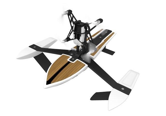 TechnoBlitz.it Parrot Hydrofoil: Minidrone per l'Estate