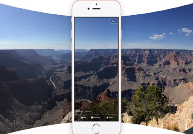 TechnoBlitz.it Il social network di Zuckerberg supporta ora le foto a 360 gradi