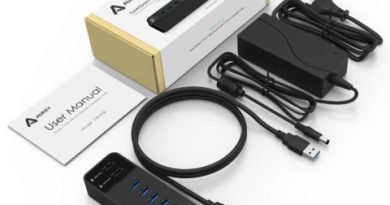 TechnoBlitz.it Aukey: recensione Hub USB 3.0 CB-H18