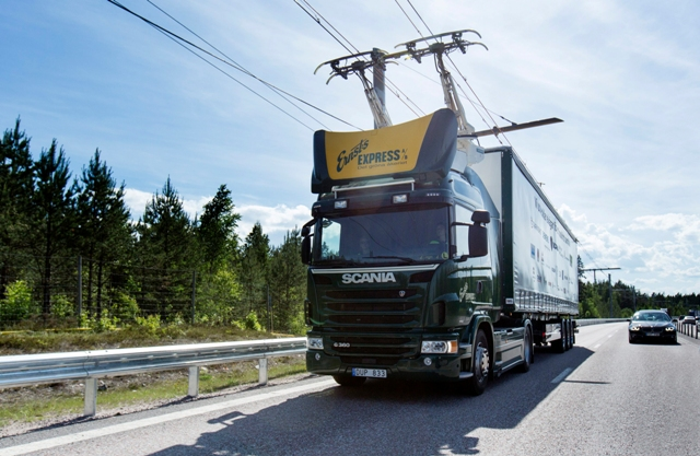 TechnoBlitz.it In Svezia ecco la prima autostrada elettrica