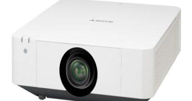 Sony VPL-FHZ57 laser projector