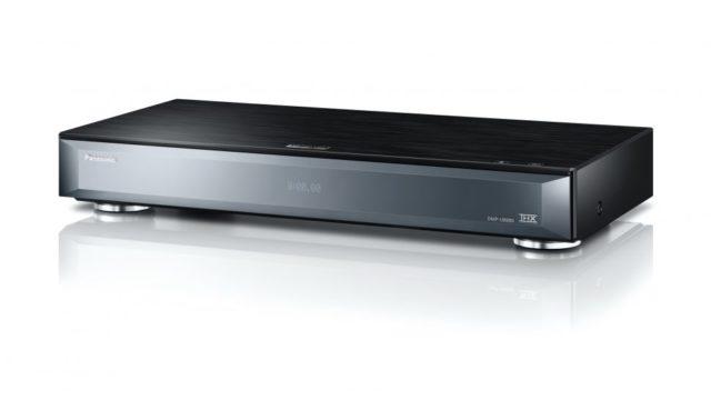 TechnoBlitz.it Panasonic: ecco il lettore Blu Ray Ultra HD