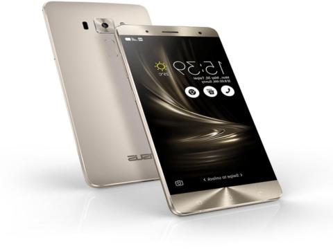 Asus ZenFone 3 Deluxe, video delle caratteristiche ufficiali