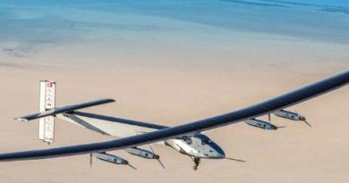 TechnoBlitz.it Solar Impulse 2, atterraggio perfetto