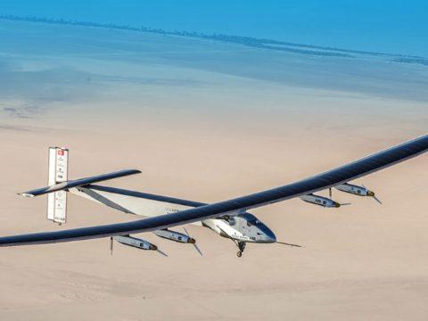 solar impulse, atterraggio perfetto