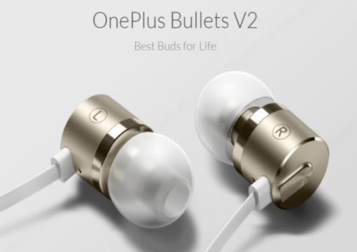TechnoBlitz.it Nuove cuffie OnePlus One, disponibili le Bullets V2