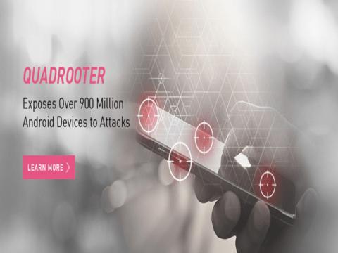 TechnoBlitz.it QuadRooter, dispositivi Android a rischio attacco.