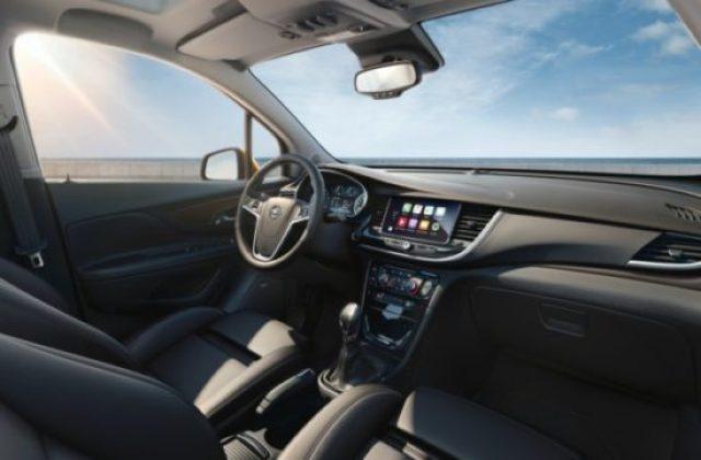 TechnoBlitz.it Opel Mokka X, completamente Connessa  TechnoBlitz.it Opel Mokka X, completamente Connessa