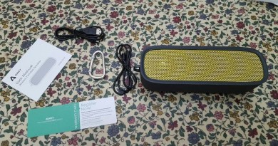 TechnoBlitz.it Recensione speaker portatile Aukey SK-M7