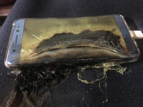 TechnoBlitz.it Vietato ricaricare Galaxy Note 7 durante i voli con Australia Airlines!