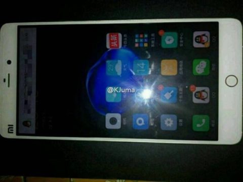 TechnoBlitz.it Xiaomi Mi 5S pronto al debutto, ECCOLO