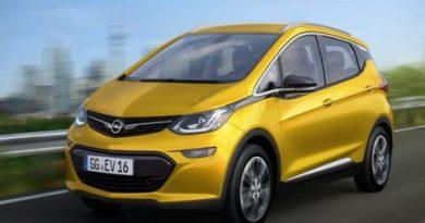 TechnoBlitz.it Opel Ampera-e, oltre 400km di autonomia