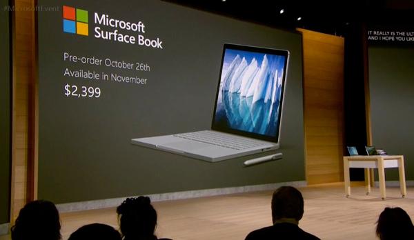 TechnoBlitz.it Microsoft presenta Surface Book i7  TechnoBlitz.it Microsoft presenta Surface Book i7