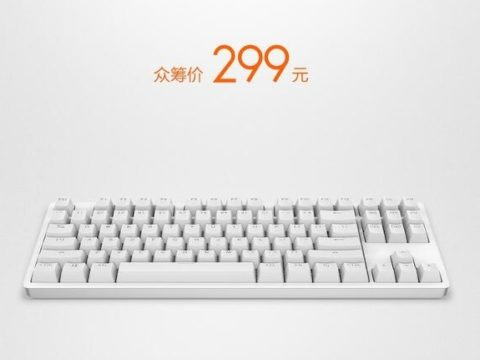 TechnoBlitz.it Xiaomi Mi Wyatt, la tastiera meccanica a meno di 50€  TechnoBlitz.it Xiaomi Mi Wyatt, la tastiera meccanica a meno di 50€  TechnoBlitz.it Xiaomi Mi Wyatt, la tastiera meccanica a meno di 50€