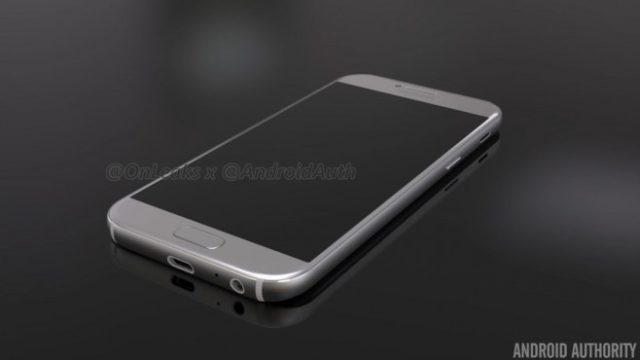 TechnoBlitz.it Samsung Galaxy A5, nuovo design in vista