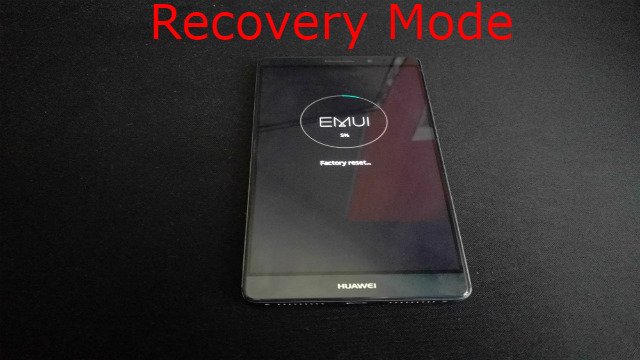 Huawei Mate 8 Recovery Mode