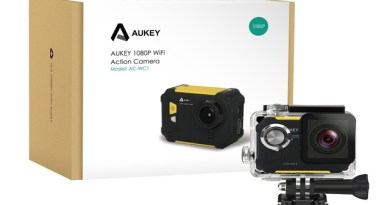 TechnoBlitz.it Recensione Aukey Action Cam 1080p