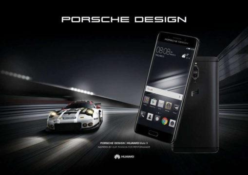 Mate 9 Porsche Design