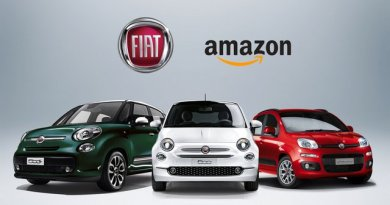 TechnoBlitz.it FCA su Amazon: aperto il primo store online