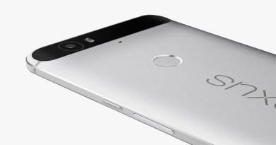 TechnoBlitz.it Nexus 5X e 6P potrebbero ricevere via OTA le gesture per il sensore d'impronta dei Pixel