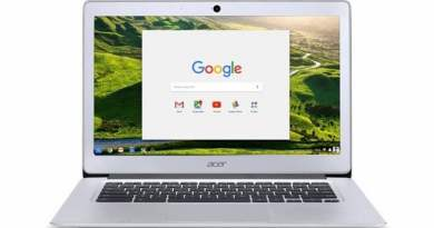 TechnoBlitz.it Su Acer Chromebook e Asus C300 è possibile installare app Android