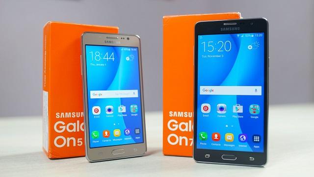 TechnoBlitz.it Samsung Galaxy ON 7 lanciato in Corea