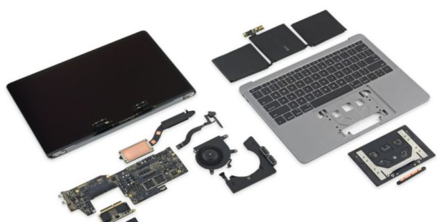 "MacBook Pro 13"" teardown"