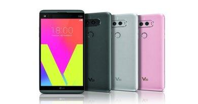 TechnoBlitz.it LG V30 non avrà un display secondario