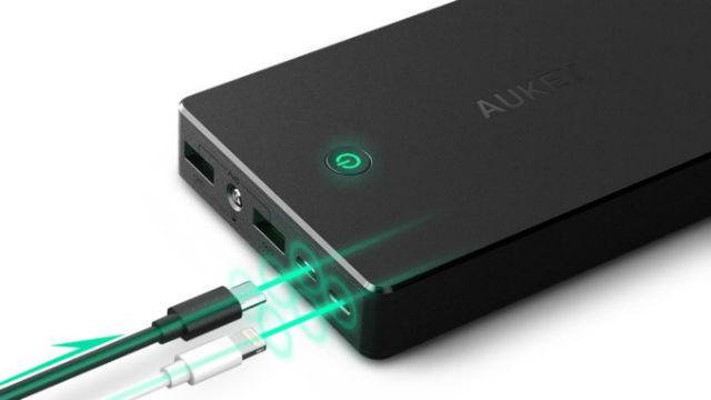 TechnoBlitz.it Recensione Power Bank Aukey PB-T10