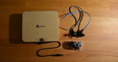 TechnoBlitz.it Recensione cuffie Bluetooth Aukey EP-B4