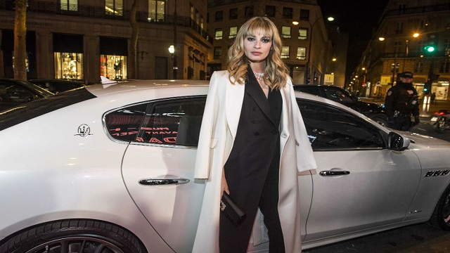 TechnoBlitz.it Maserati Quattroporte sul Red Carpet