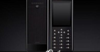 TechnoBlitz.it Gresso, presentato il nuovo smartphone di lusso