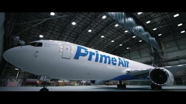 TechnoBlitz.it Amazon Prime Air: non solo droni, ora anche aerei