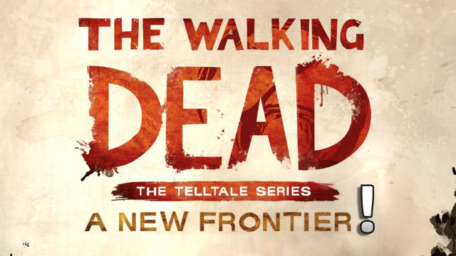 TechnoBlitz.it The Walking Dead: A New Frontier | Novità
