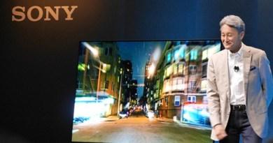 TechnoBlitz.it Sony Ces 2017: ecco i nuovi TV OLED 4K con Surface Acoustic