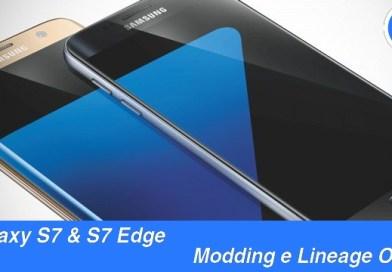 Modding e Lineage OS su Galaxy S7 ed S7 Edge – Guida