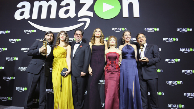 Amazon Video ai Golden Globe