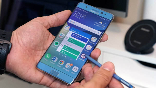 "TechnoBlitz.it Galaxy Note 8: un nuovo leak ne svela le specifiche tecniche, display da 6.4"" 4K?"
