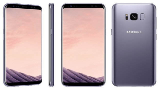 TechnoBlitz.it Ecco com'è il Galaxy S8, comparato ad iPhone 7 e S7 Edge [FOTO]