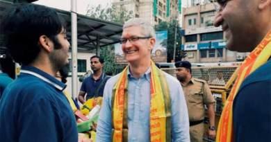 TechnoBlitz.it Apple sposta la produzione di iPhone in India