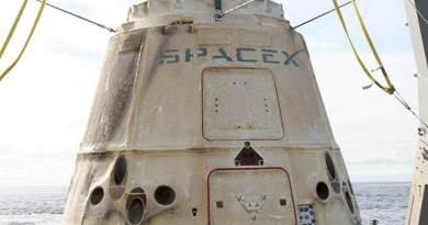 TechnoBlitz.it Recuperata capsula dalla ISS: contiene tessuti di roditore e superbatteri