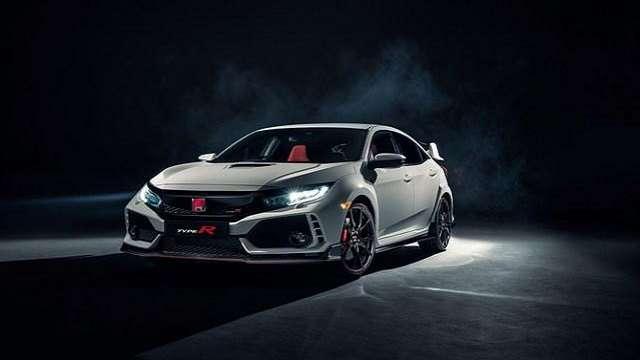 TechnoBlitz.it La nuova Honda Civic Type R al suo debutto a Ginevra