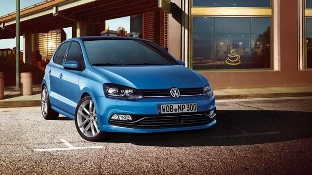 TechnoBlitz.it Nuova Polo: le foto della presunta nuova generazione di Volkswagen